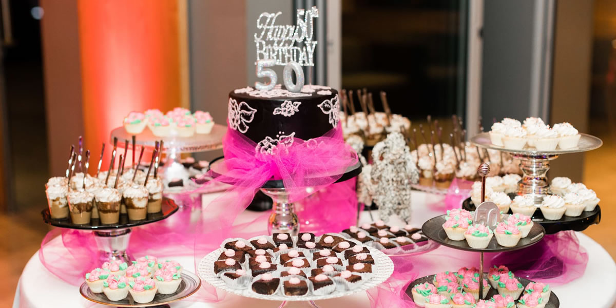 Celebrate In Style With This Collection Of Ideas For That 50th Birthday Bash From Party Food To Favors Decorations Galore